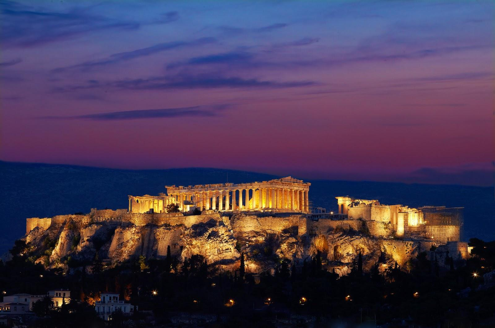 Athens Wallpapers High Quality | Download Free
