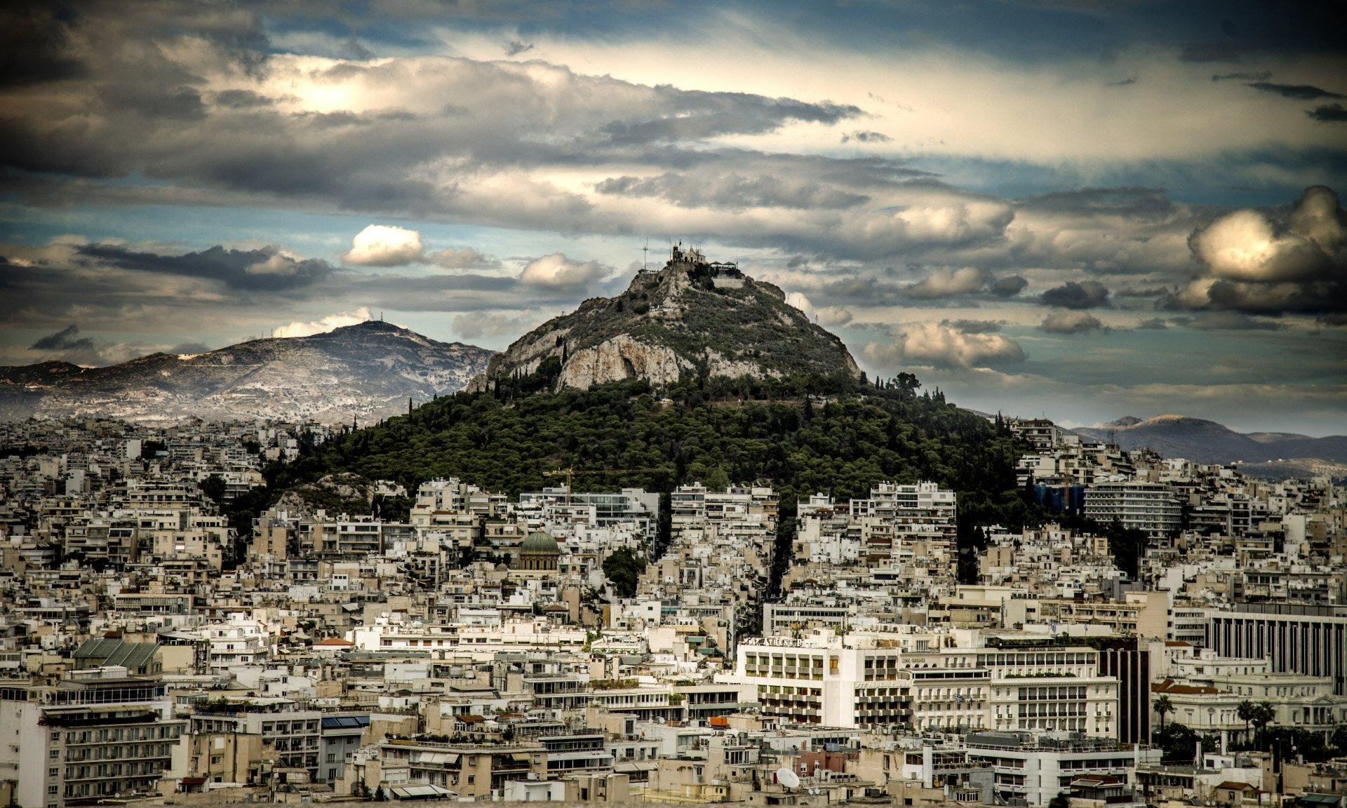 1 4K Ultra HD Athens Wallpapers | Background Images - Wallpaper Abyss