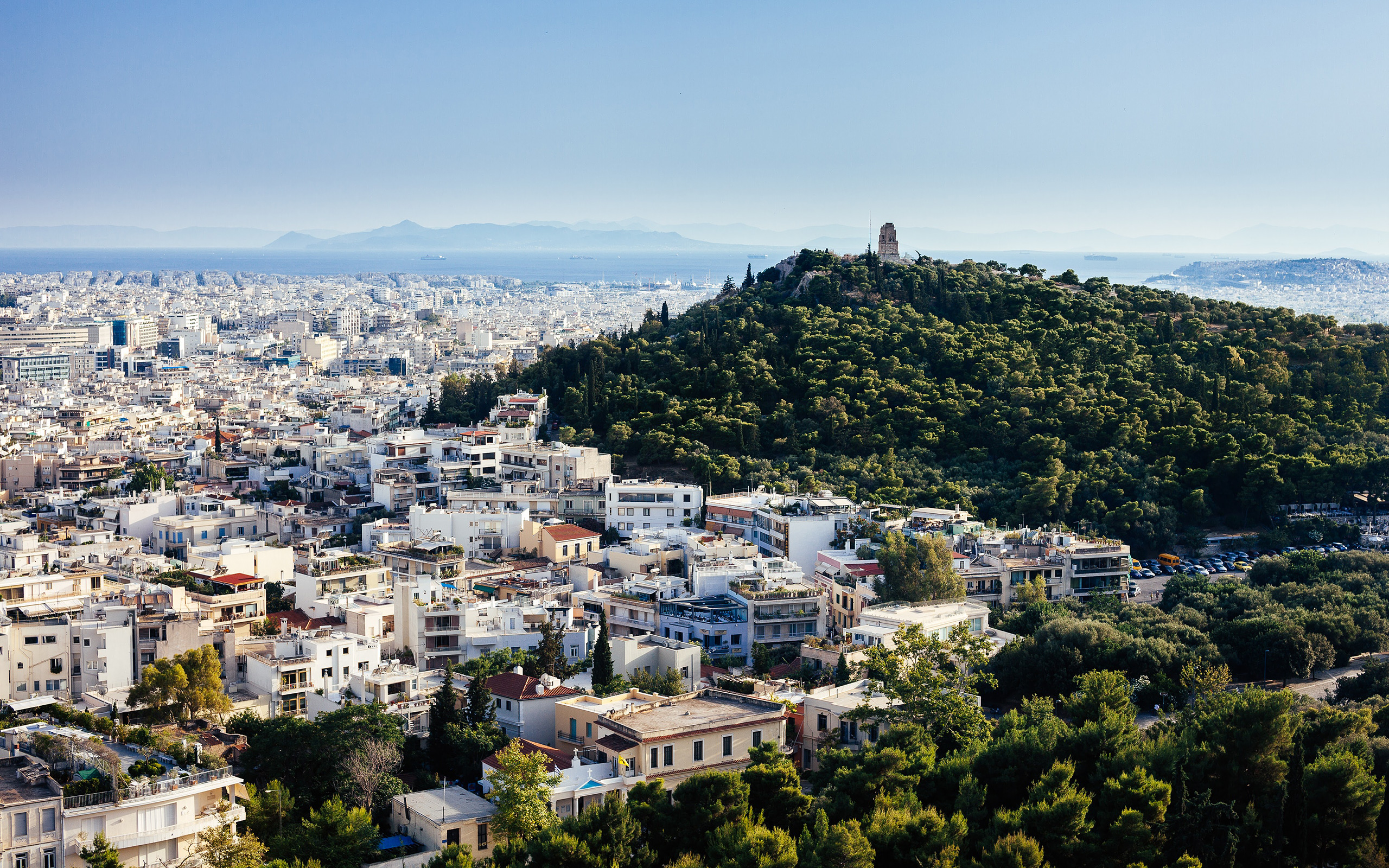 Daily Wallpaper: Acropolis of Athens, Athens, Greece | I Like To ...