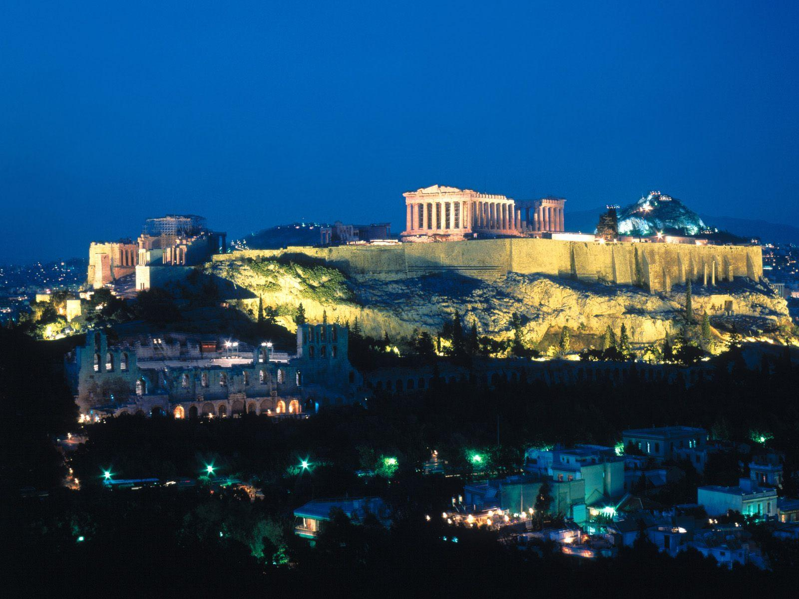 Acropolis Of athens Greece Wallpaper – Travel HD Wallpapers