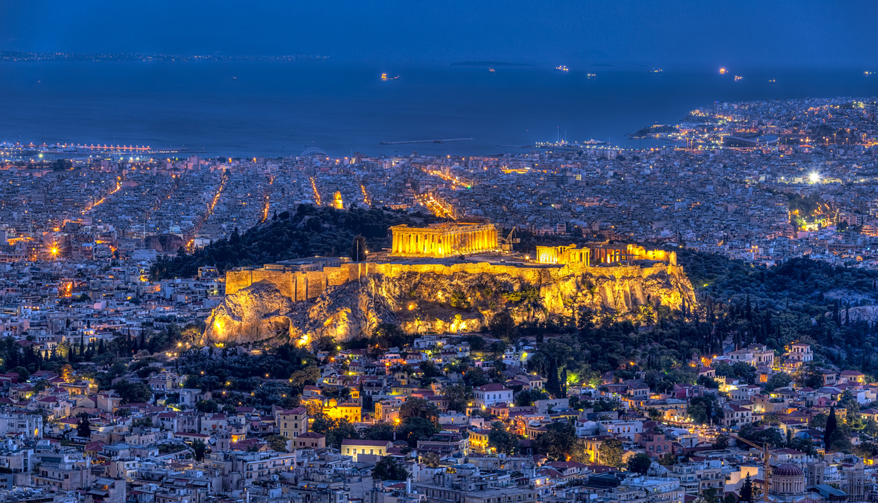 Where to Hang Out in Athens - Nightlife / MunPlanet