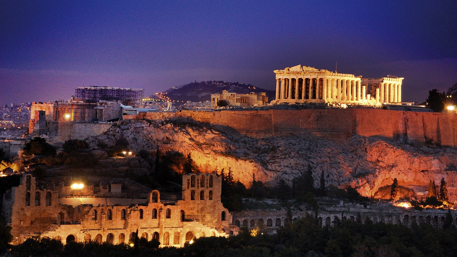 Wallpaper Blink - Athens Wallpaper HD 20 - 1600 X 900 for Android ...