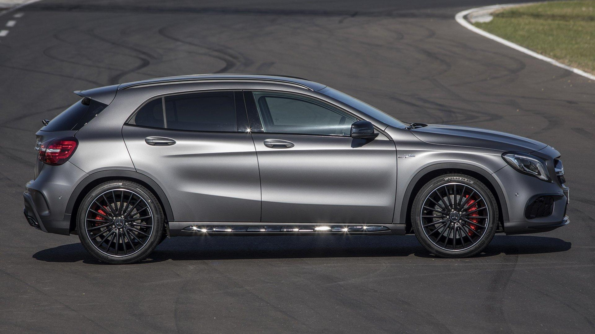 75 Mercedes-Benz GLA-Class HD Wallpapers | Background Images ...