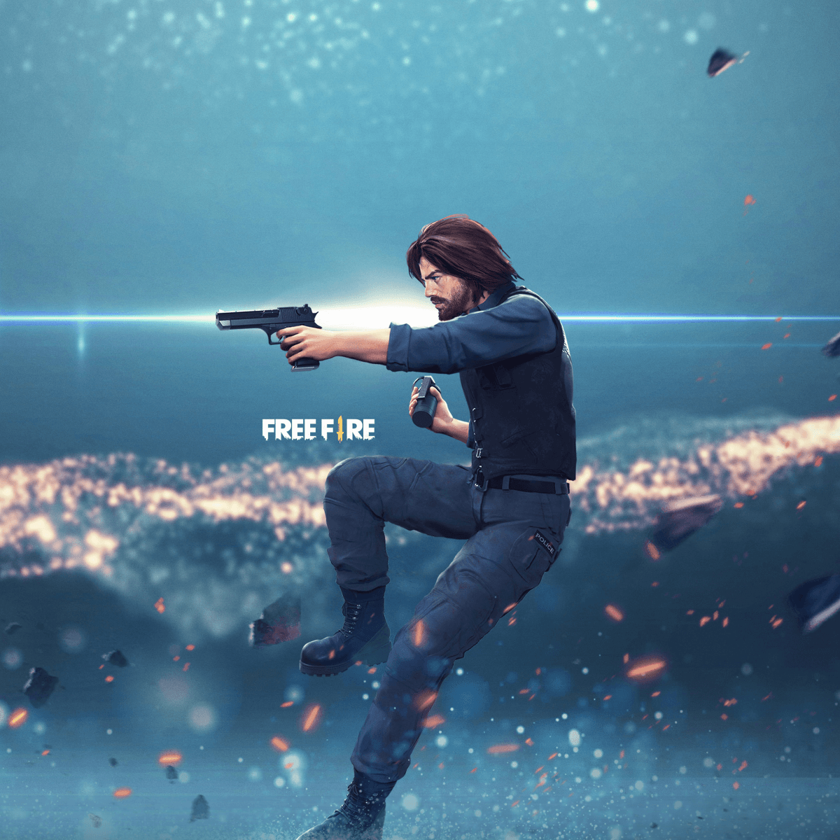 Free Fire Hd Wallpapers Wallpaper Cave