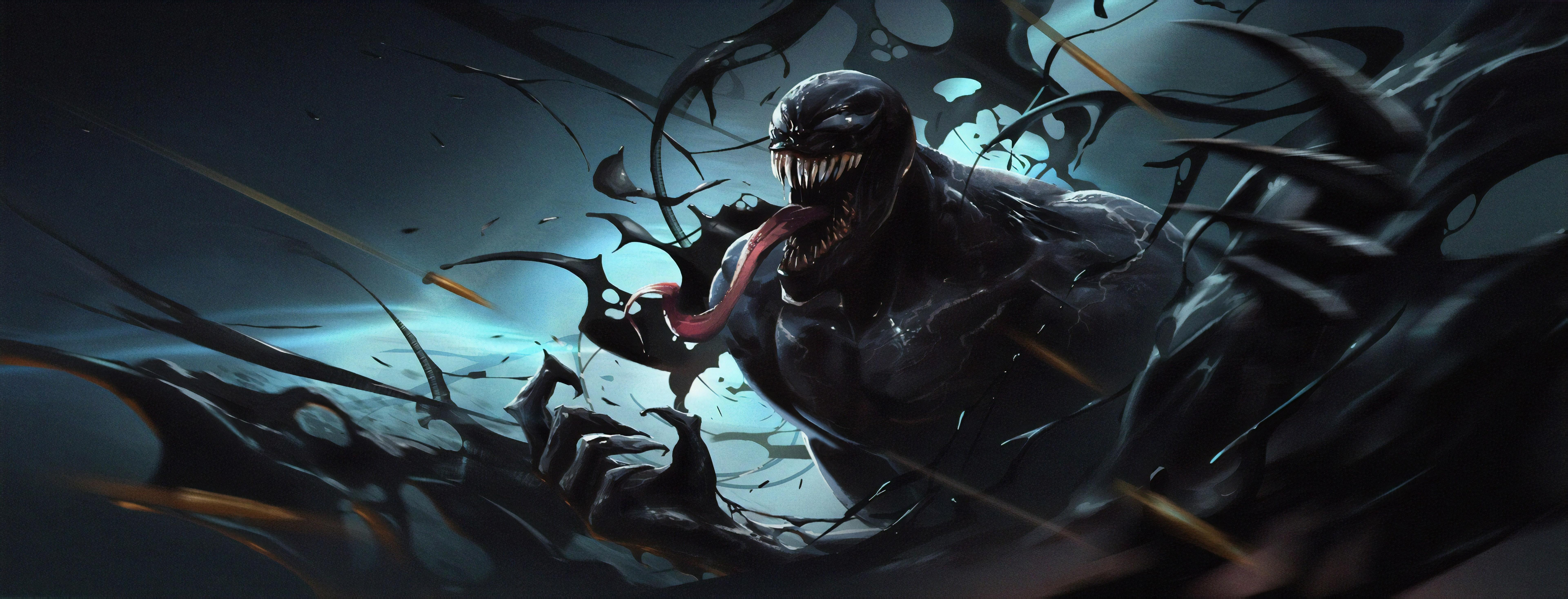 Venom Fondos De Pantalla Full Hd 4k Para Celular