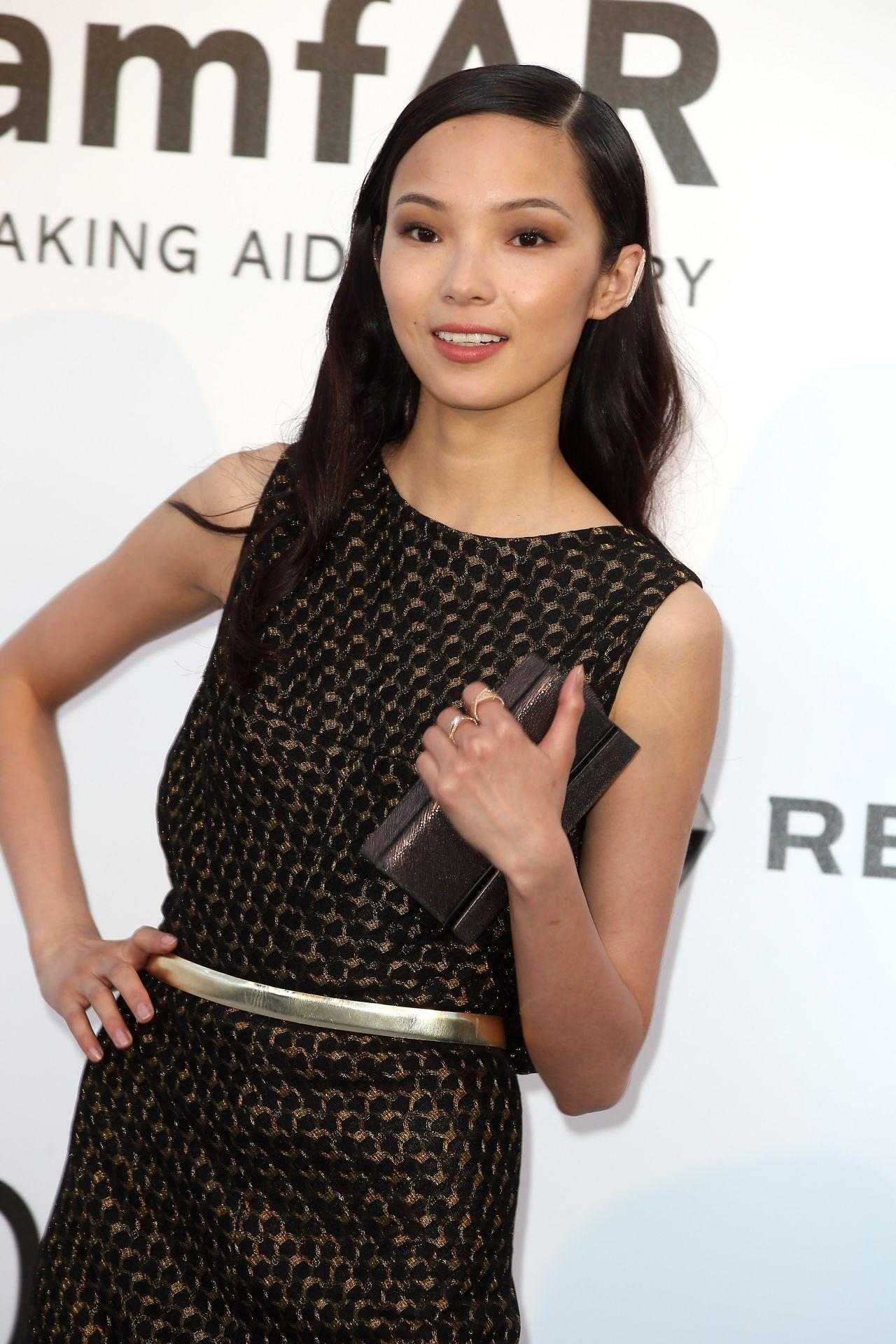Fei Fei Sun – amfAR's Cinema Against AIDS Gala in Cap d'Antibes