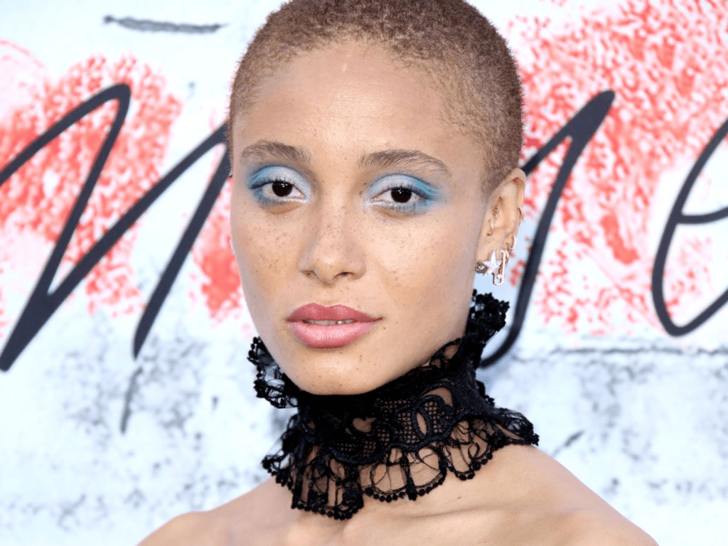 The First Thing Adwoa Aboah Does on a Plane
