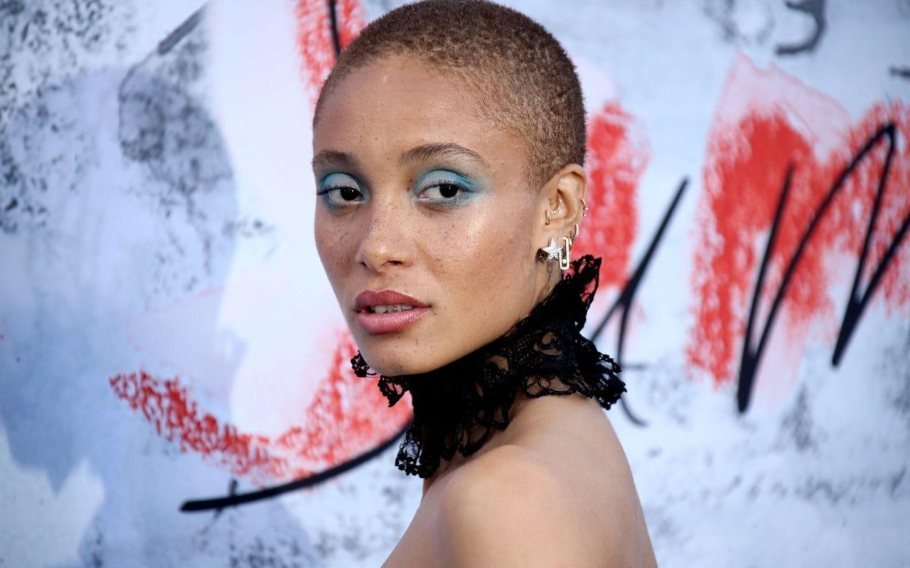 Supermodel Adwoa Aboah on life with her beloved godfather, who died
