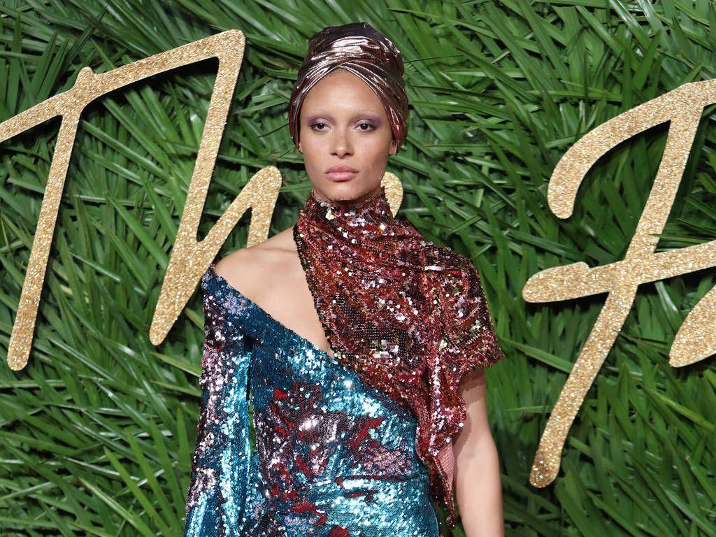 Adwoa Aboah collaborates with Burberry on portfolio images