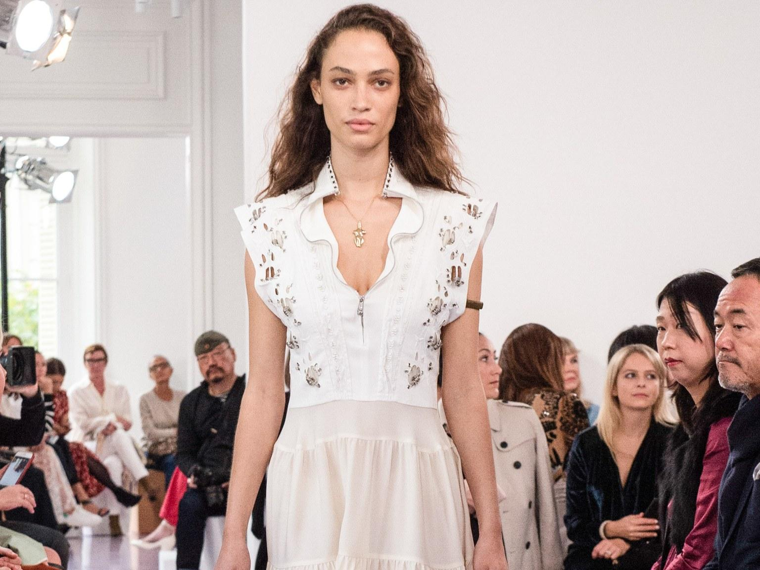 Model Sophie Koella on Why Getting Cast to Open the Chloé Show Was a