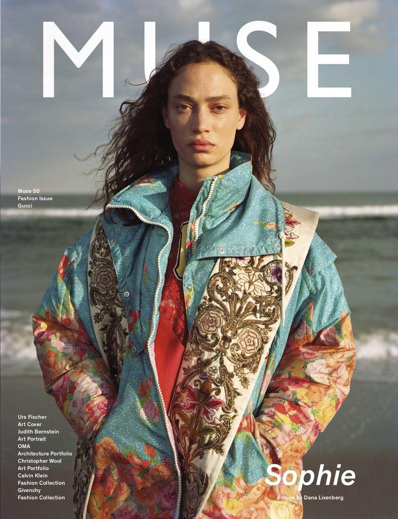 Muse Magazine Fall / Winter 2018 Covers
