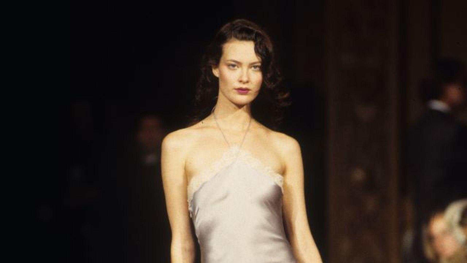 Throwback Thursdays with Tim Blanks - Shalom Harlow: Made for Haute ...