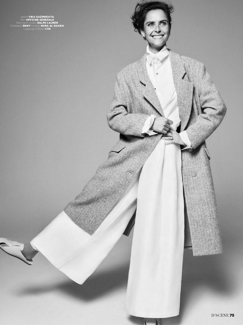 Tasha Tilberg By Mark Williams x Sara Hirakawa | MAGAZINE EDITORIALS ...