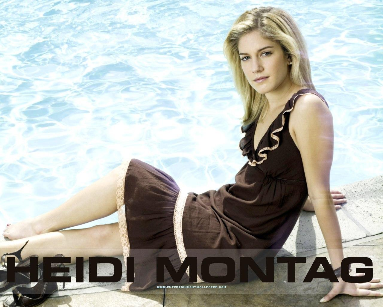 Wallpapers Heidi Montag