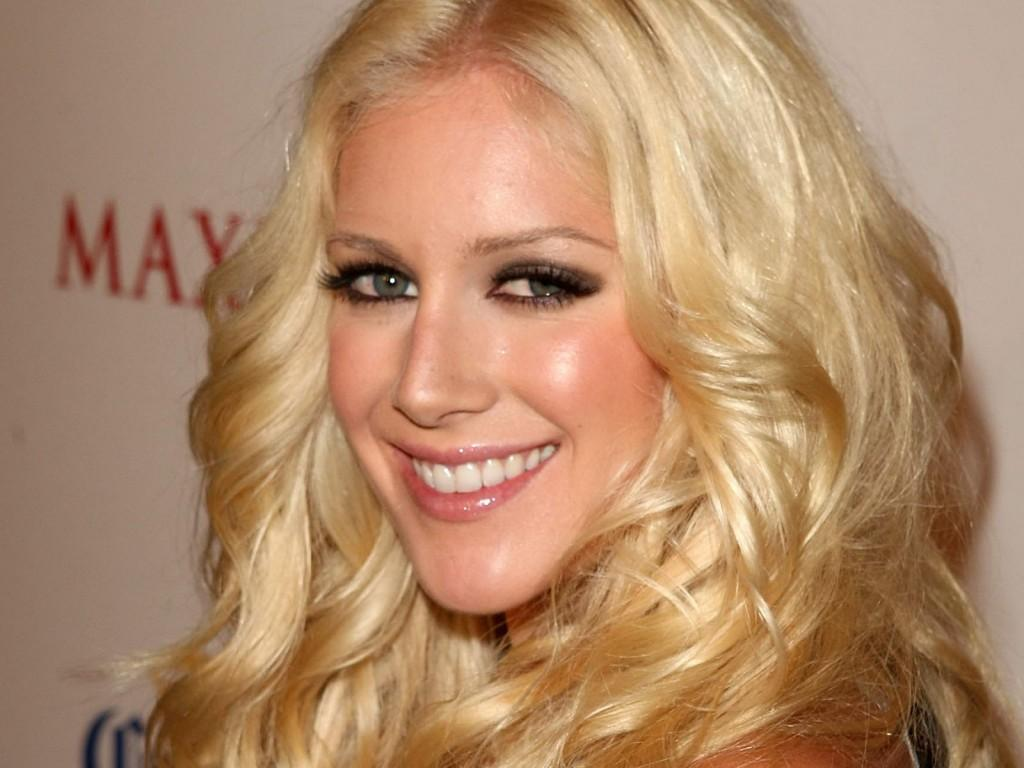 Heidi Montag Wallpapers High Quality | Download Free