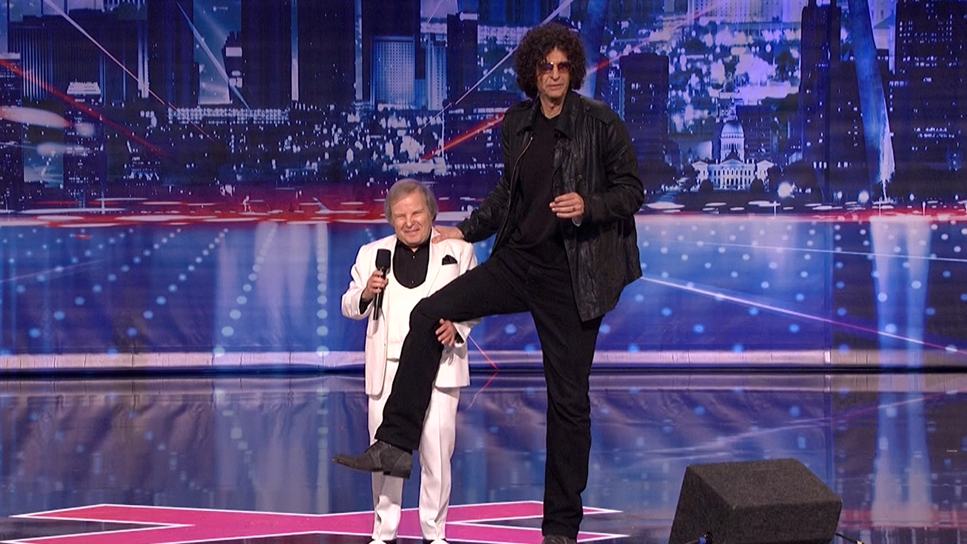 Howard Stern: I'm leaving 'America's Got Talent'