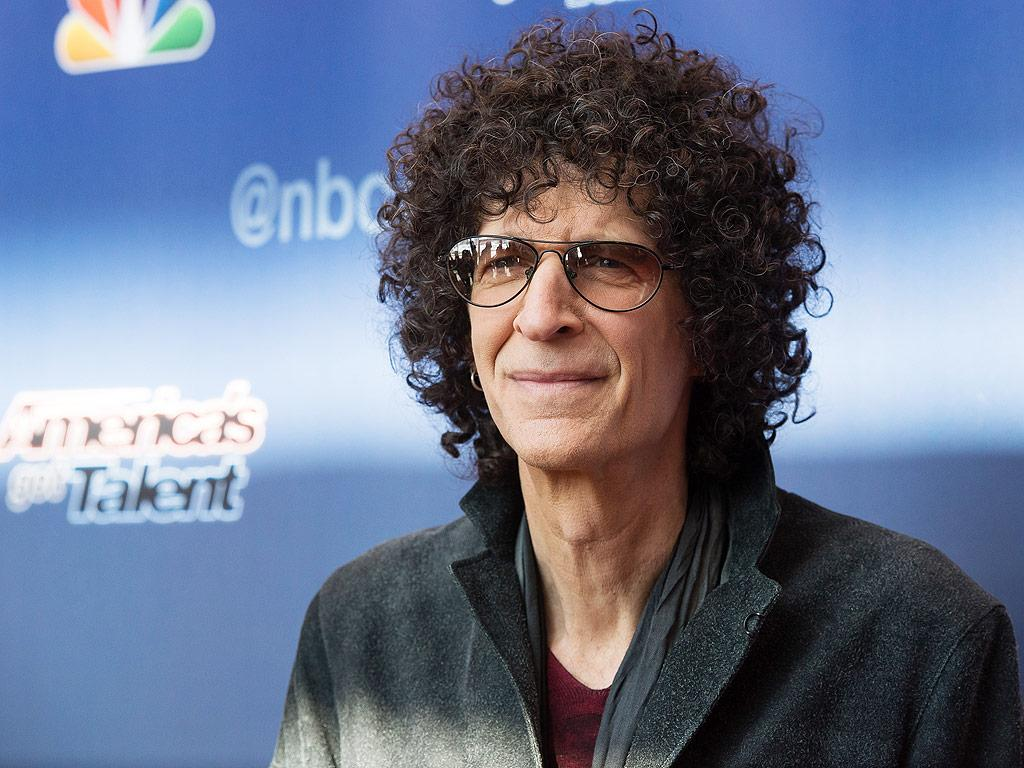 Howard Stern Signs 12
