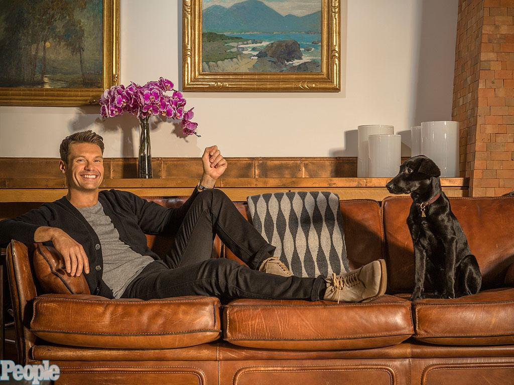 Ryan Seacrest Opens Up About Fame, Love and Turning 40
