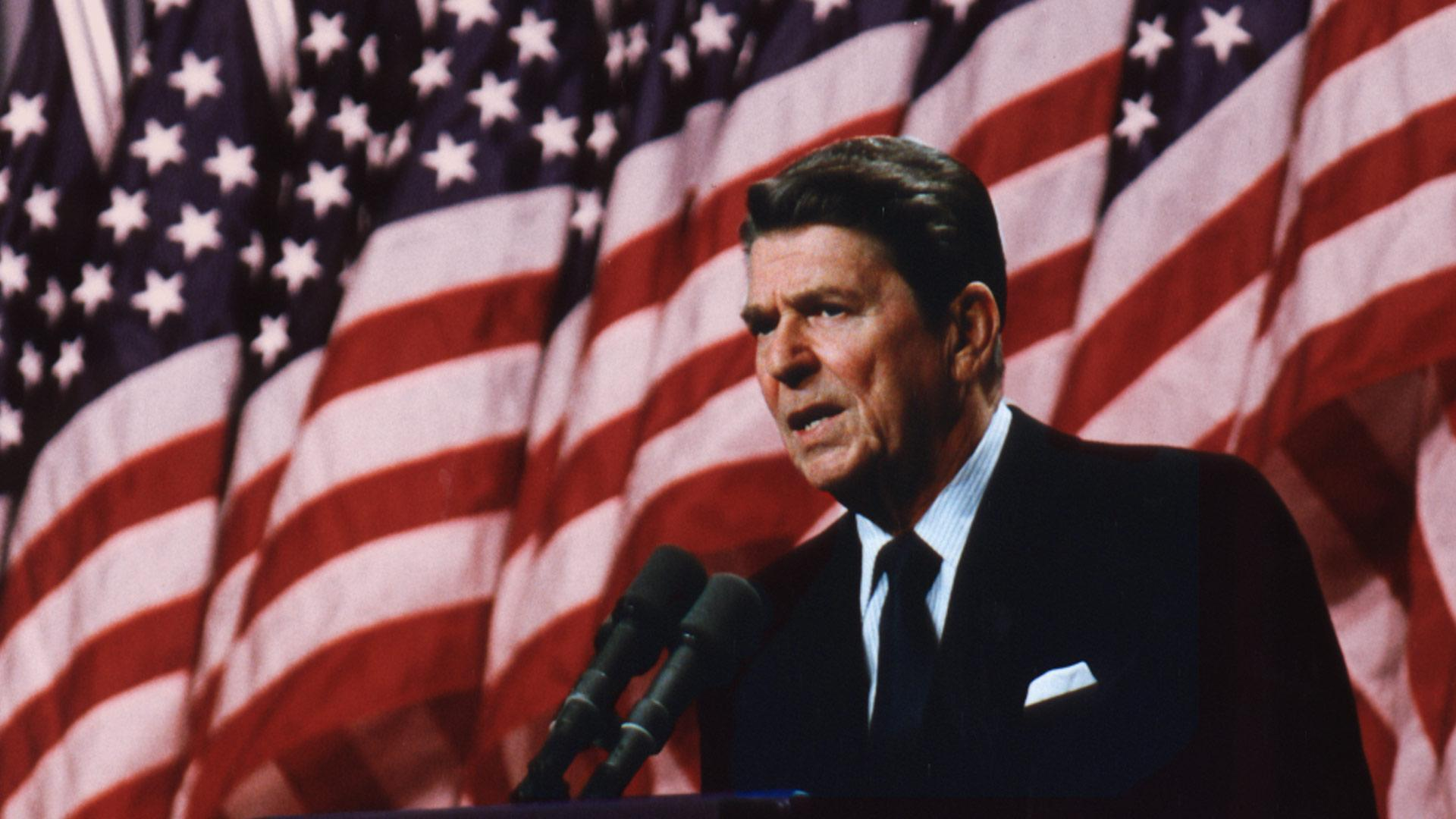 Ronald Reagan Wallpapers 8