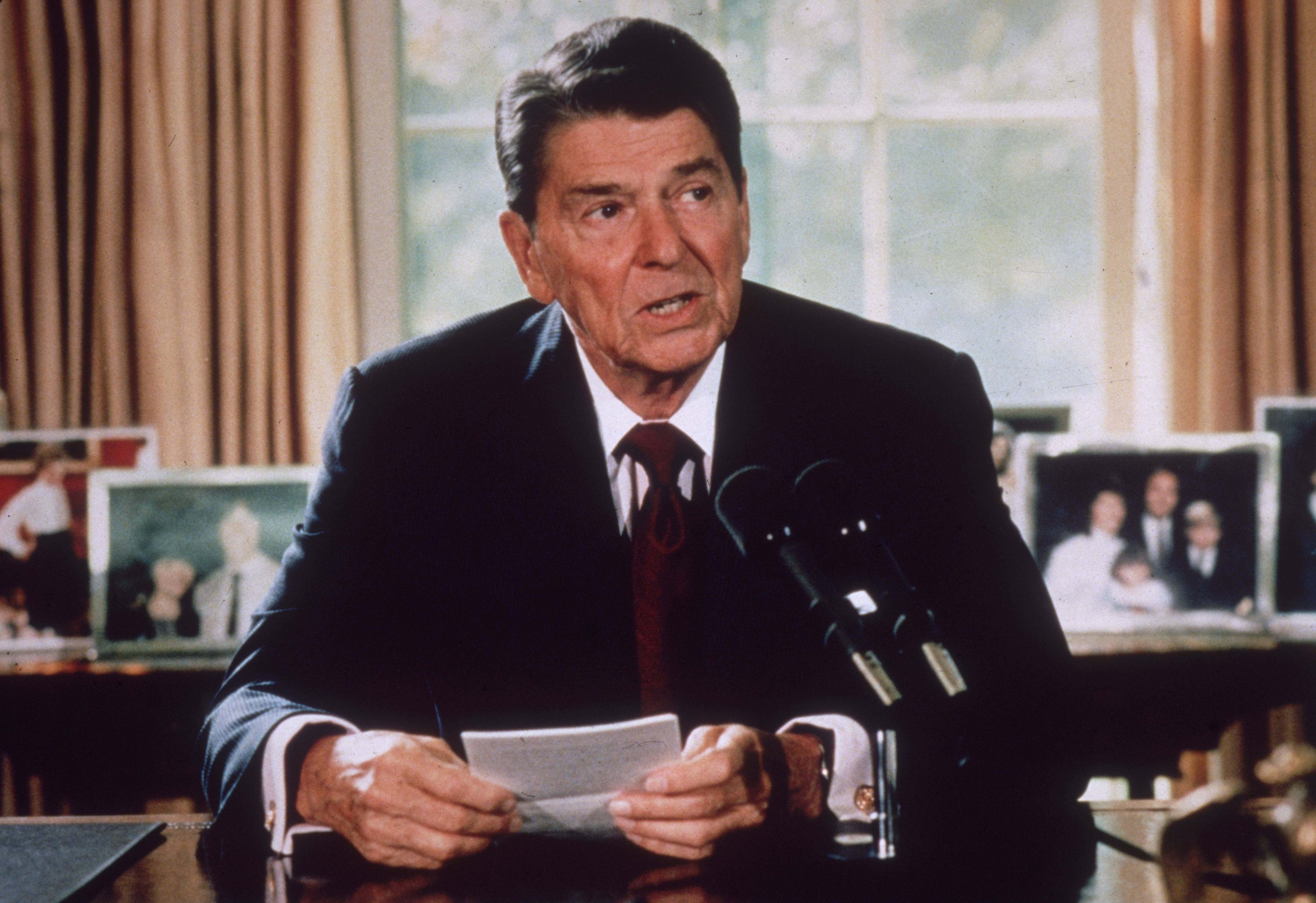 Gallery For > Ronald Reagan Wallpapers