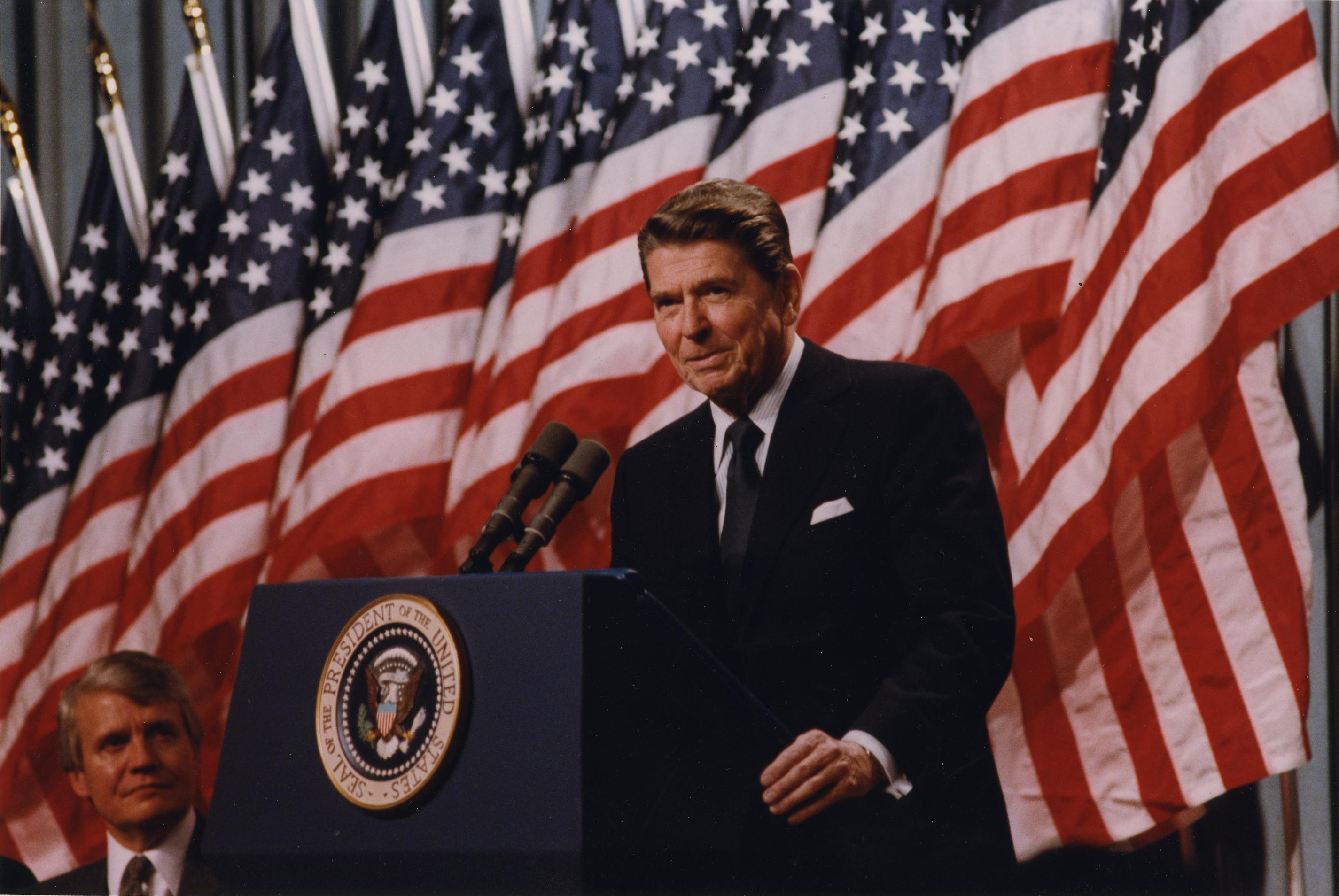 Ronald Reagan 28 Cool Wallpapers