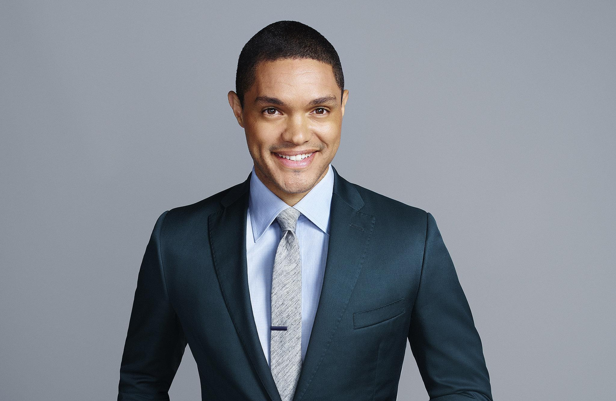 The Daily Show With Trevor Noah HD Wallpaper | Background Image ...