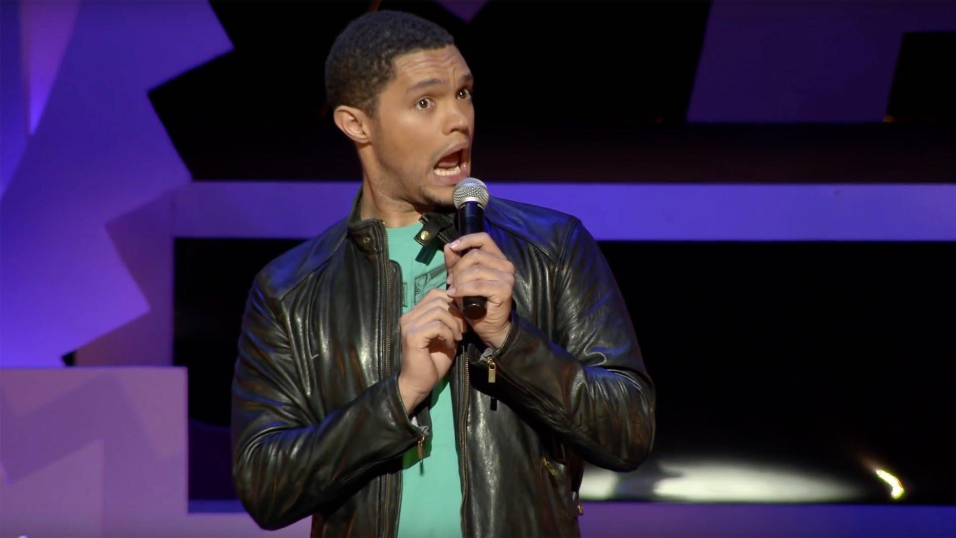 Trevor Noah Explains How Indians In South Africa Got Their Accents ...