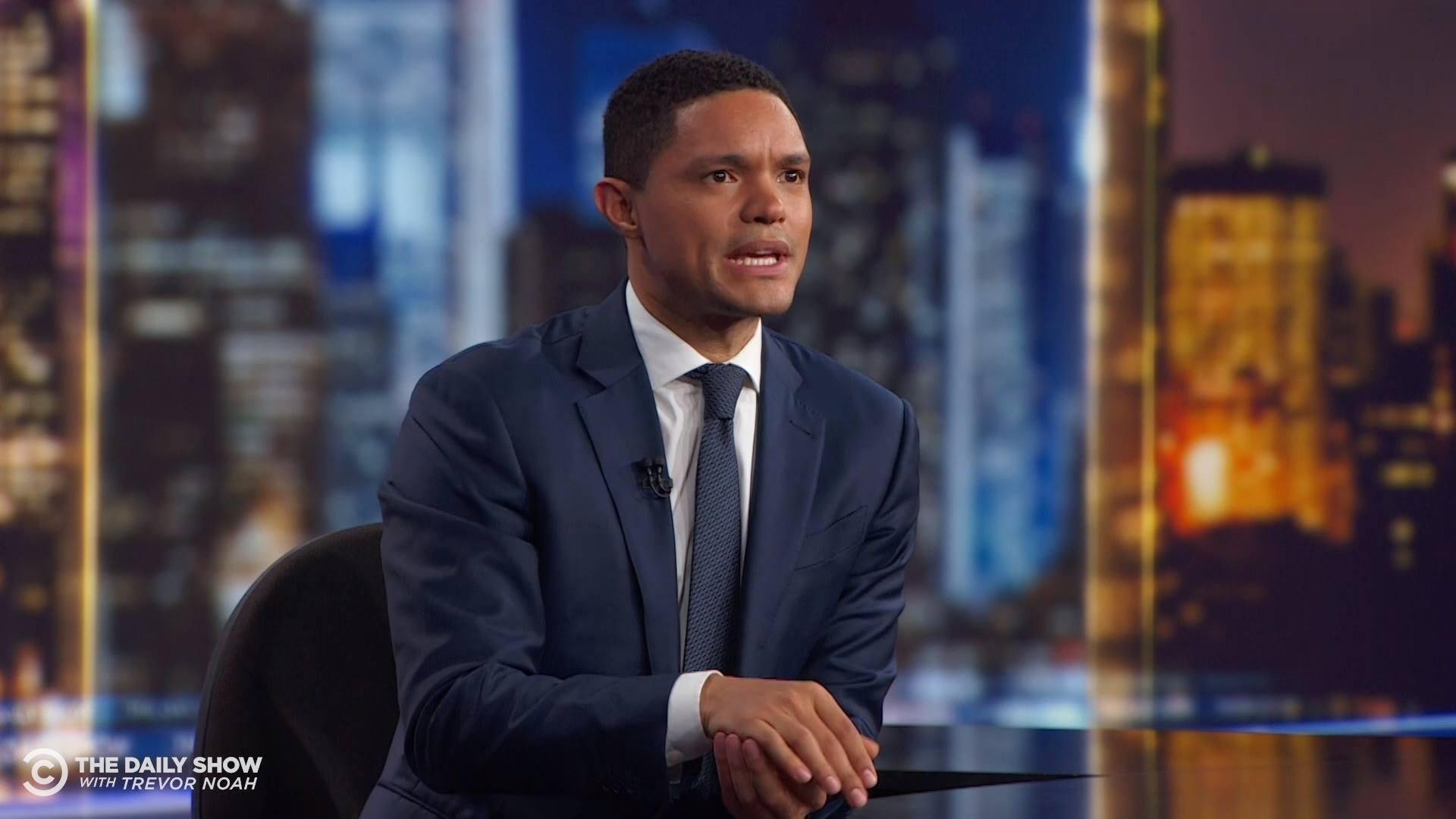 WATCH What Happened to Trevor Noah's Best Friend Teddy from His Book ...