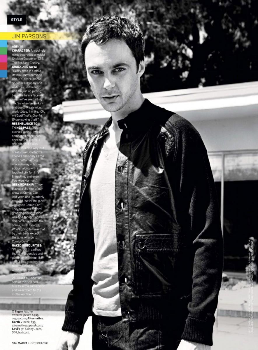 Jim Parsons photo 9 of 58 pics, wallpaper - photo #234879 - ThePlace2