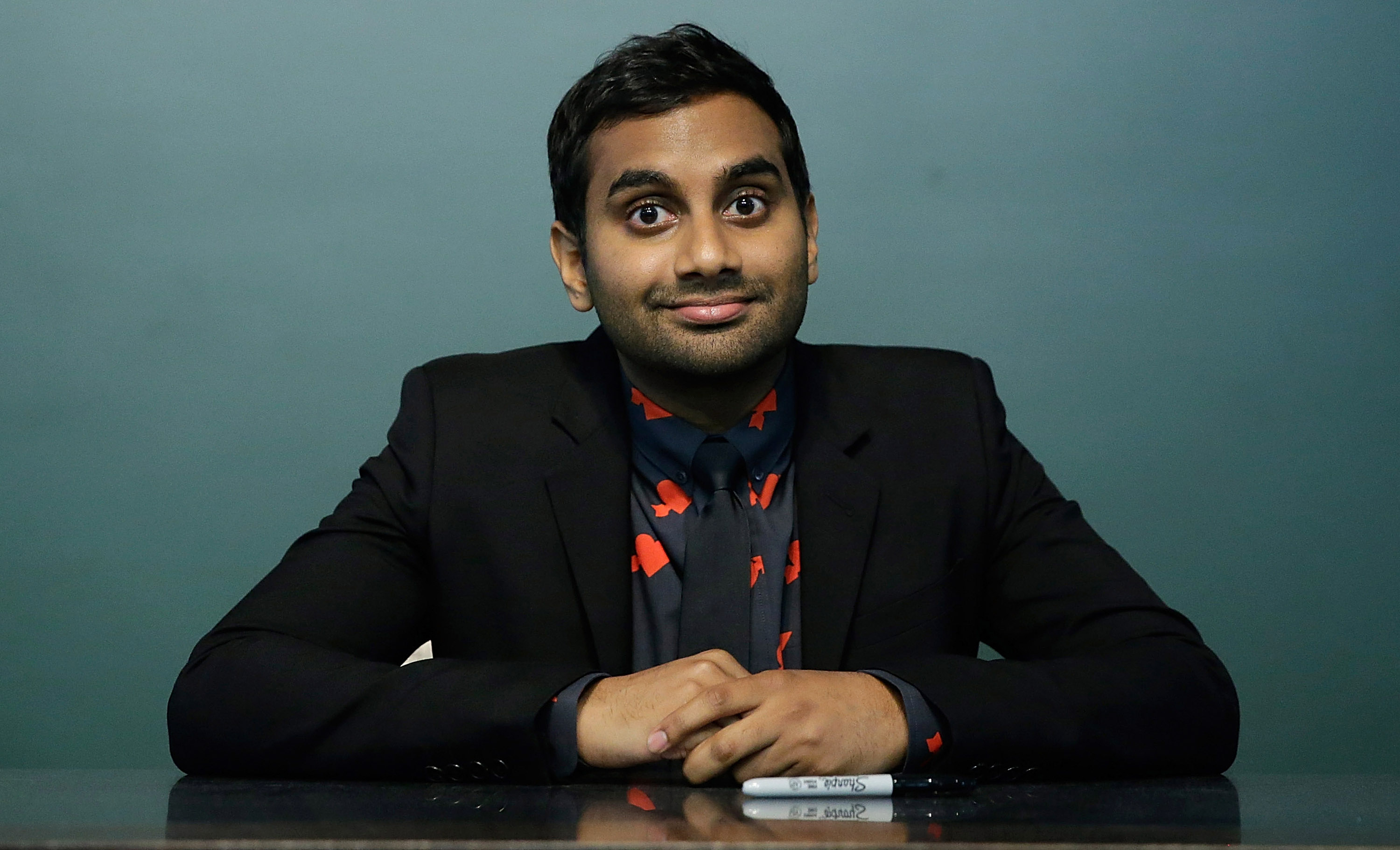 Aziz Ansari: What it's really like to meet him in person for the ...