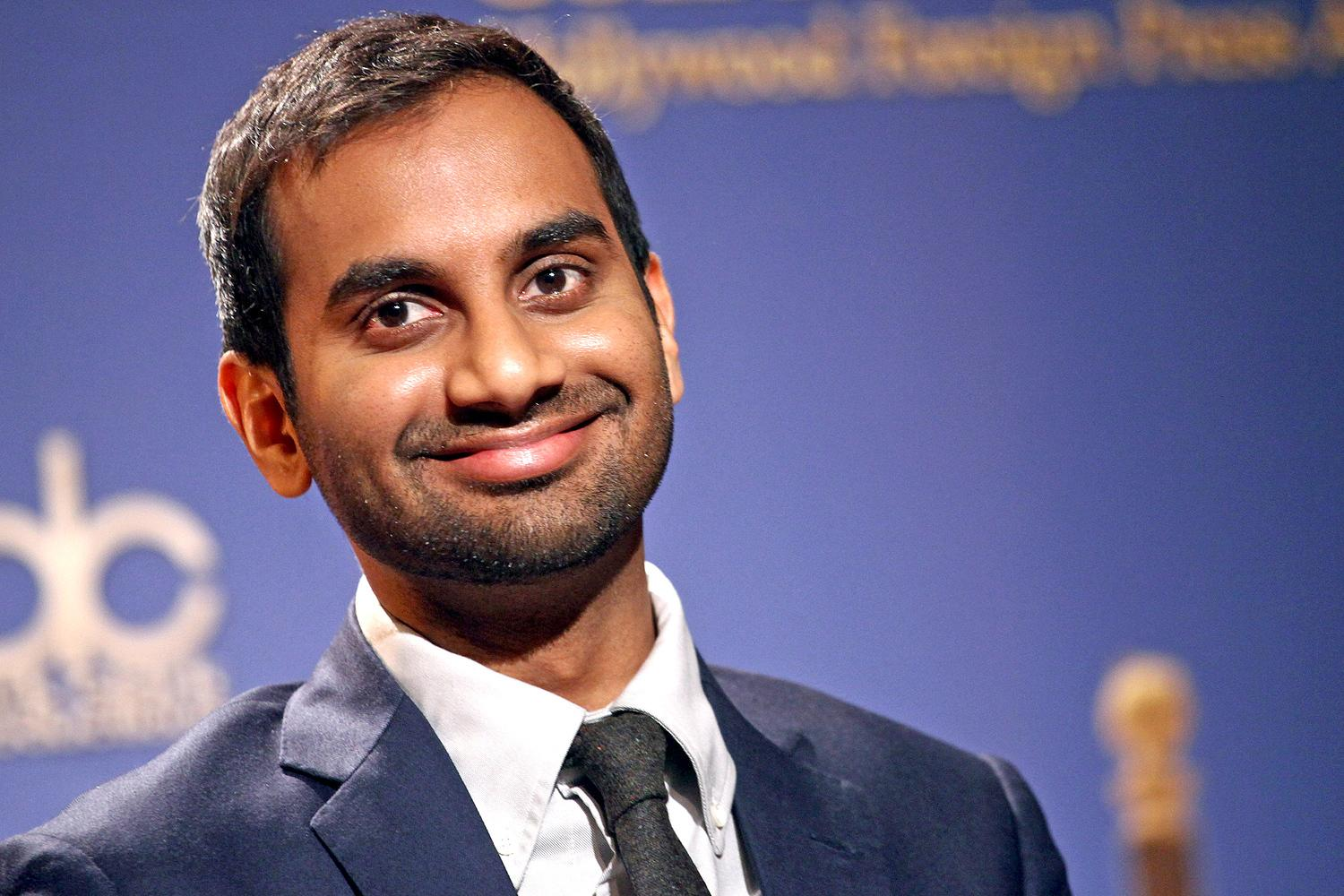 Aziz Ansari explores the 'changing state of love' in 'Modern Romance ...