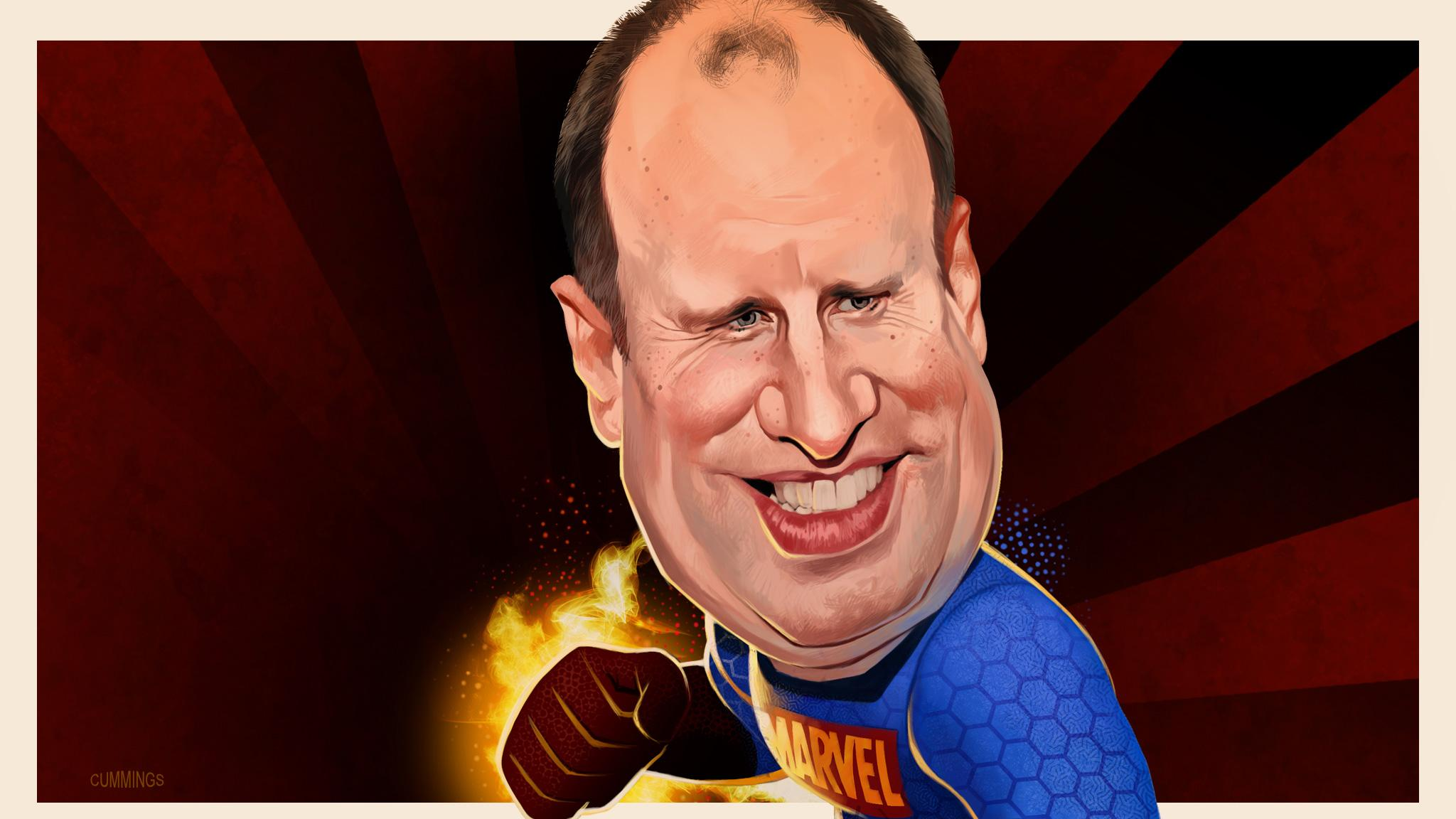 Kevin Feige: the movie nut who transformed Marvel