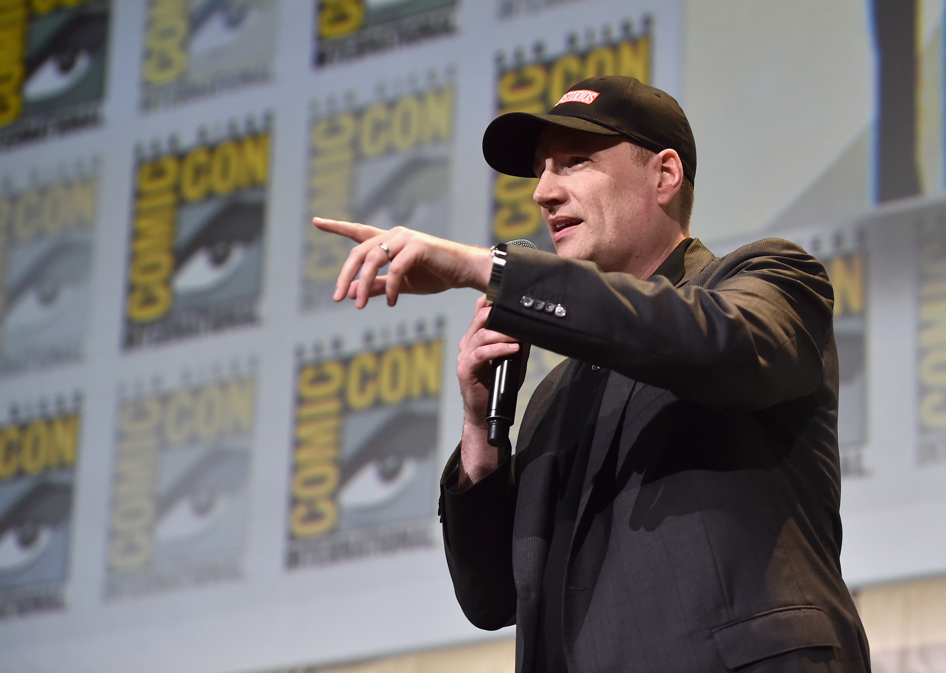 Kevin Feige on Avengers 4 Title, Marvel Reshoots, and More