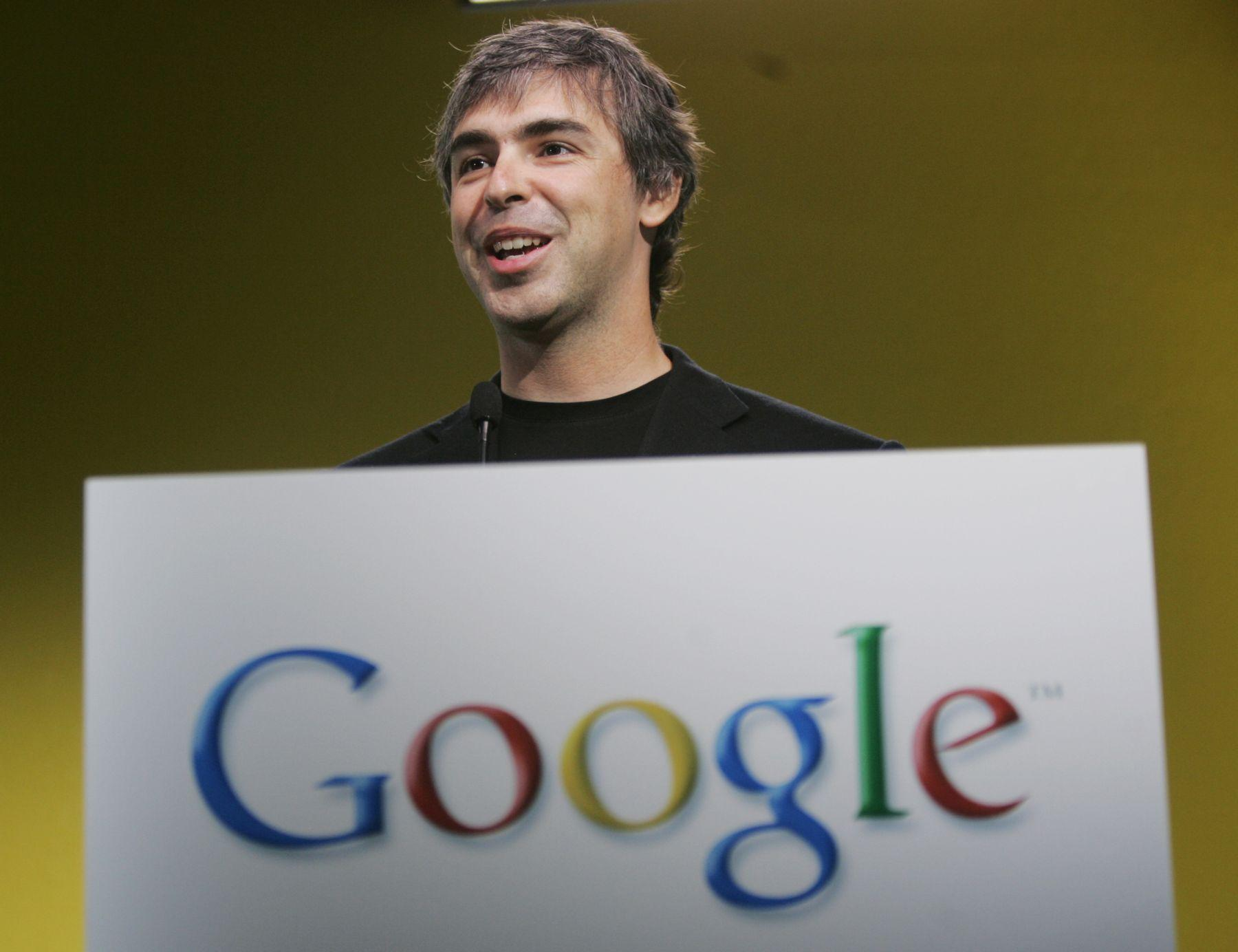 Larry Page | Desktop Backgrounds