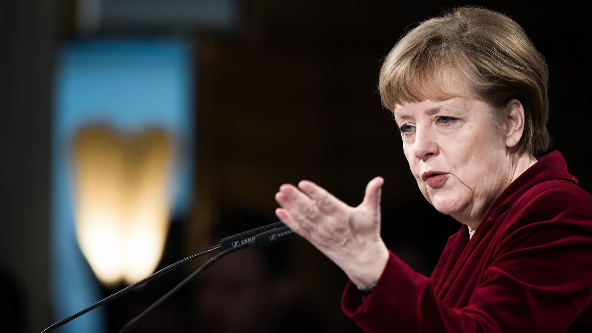 Angela Merkel Wallpapers Wallpaper Cave
