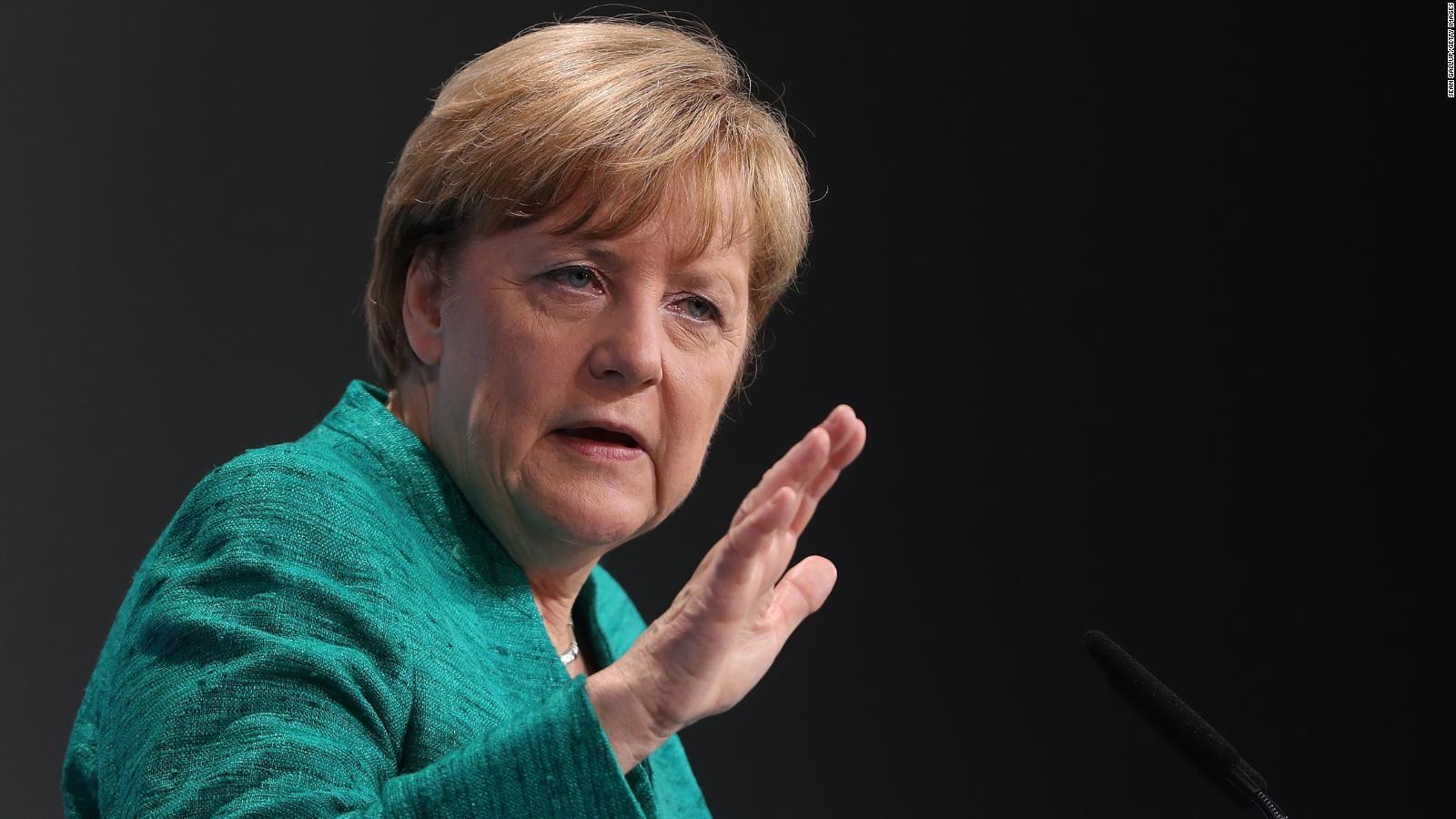 Merkel Wallpaper