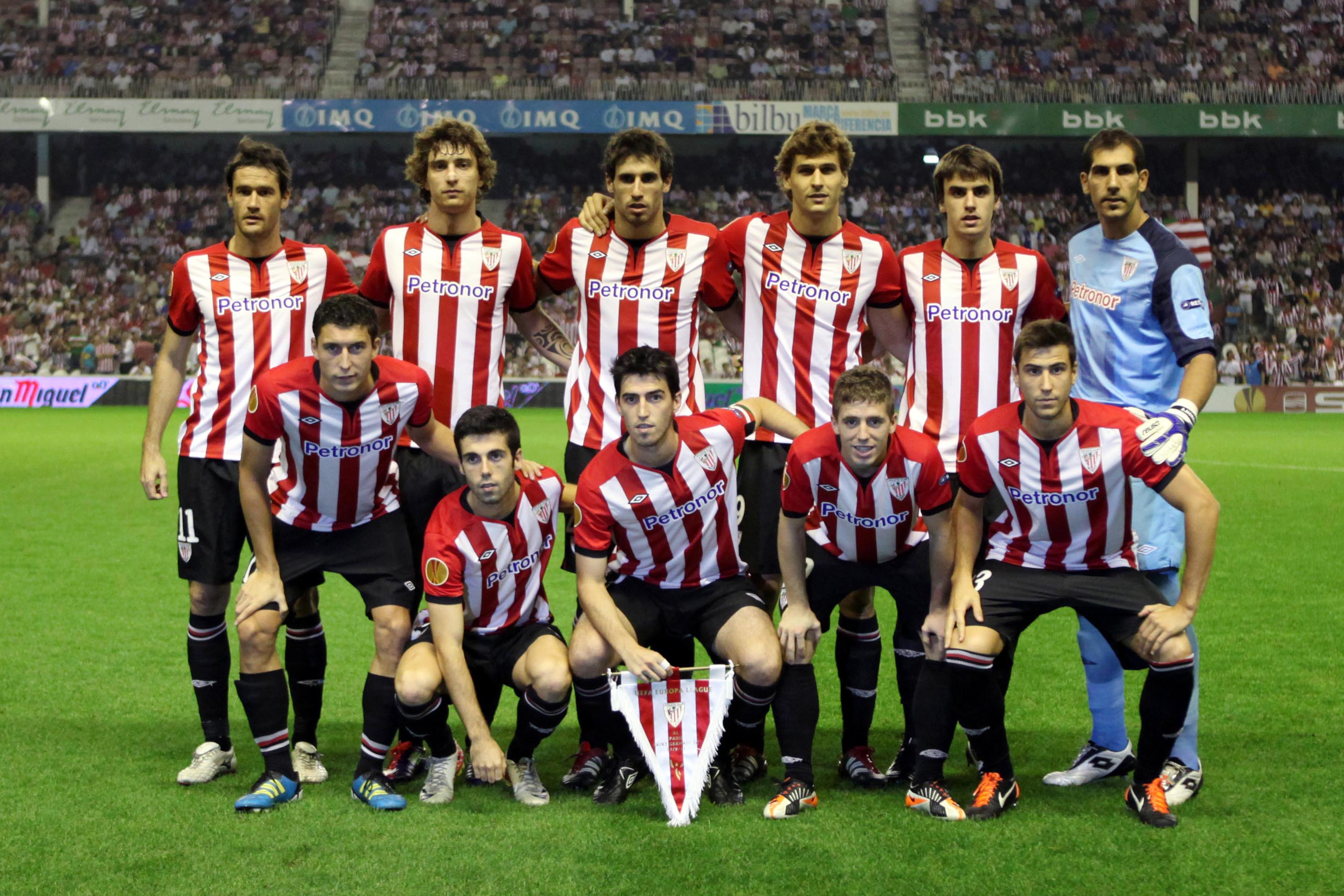 Athletic Bilbao Football Club Team 5814 Wallpapers