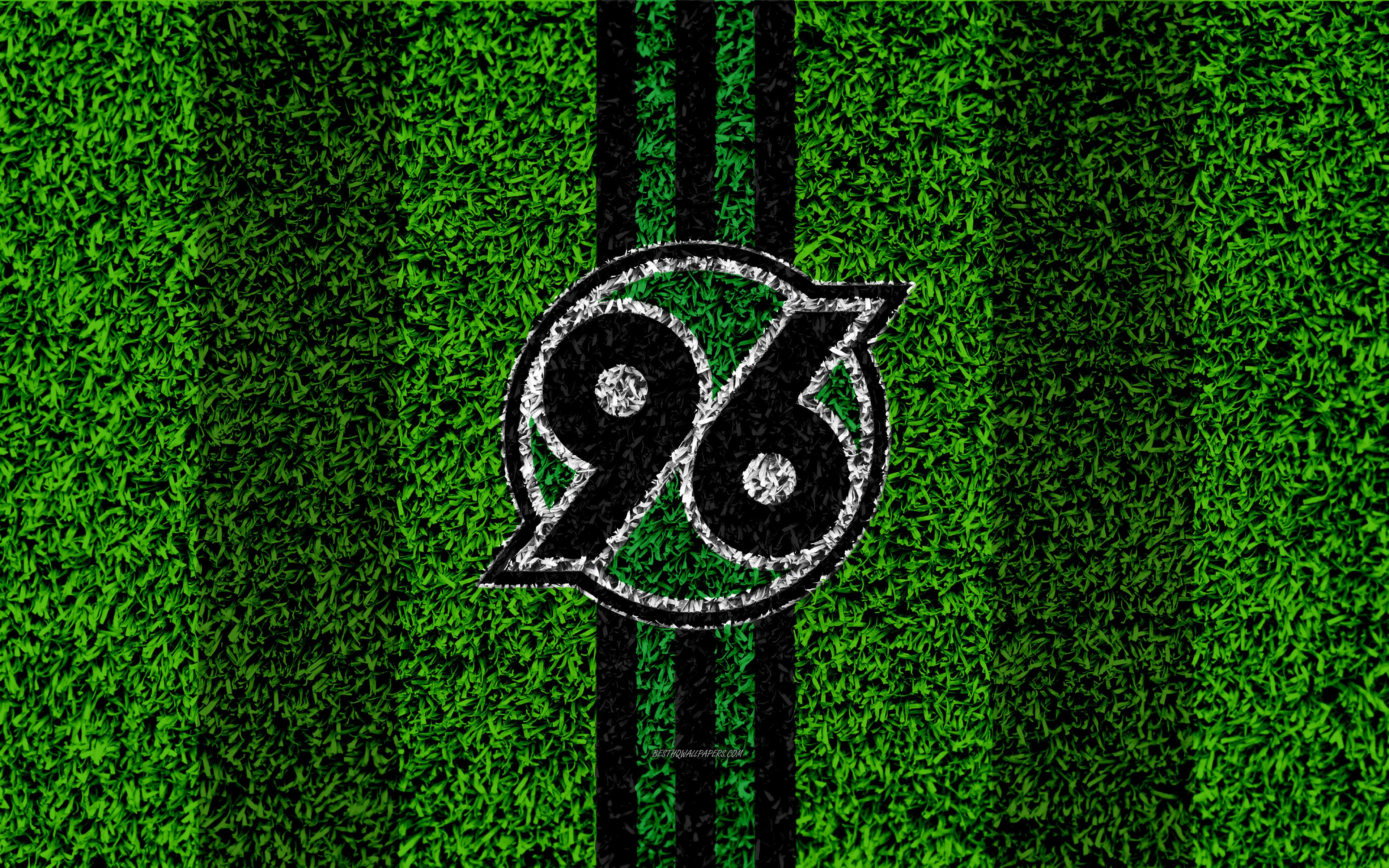Download wallpapers Hannover 96 FC, 4k, German football club