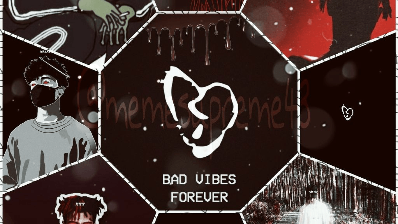 Bad Vibes Wallpapers - Wallpaper Cave