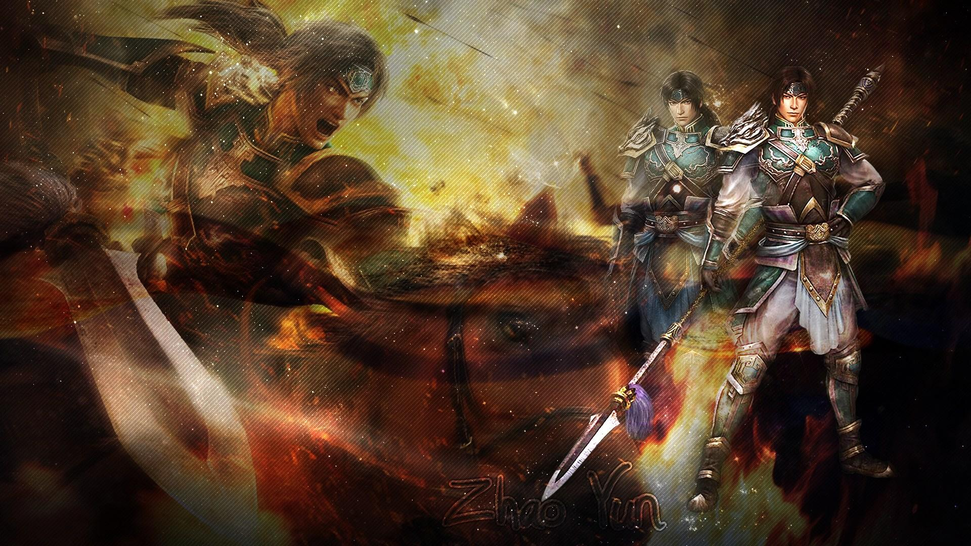 Zhao Yun Wallpapers - Wallpaper Cave