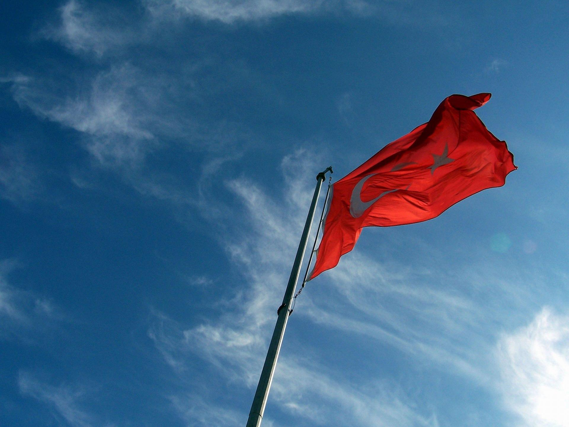 Flag Of Turkey Wallpapers Wallpaper Cave