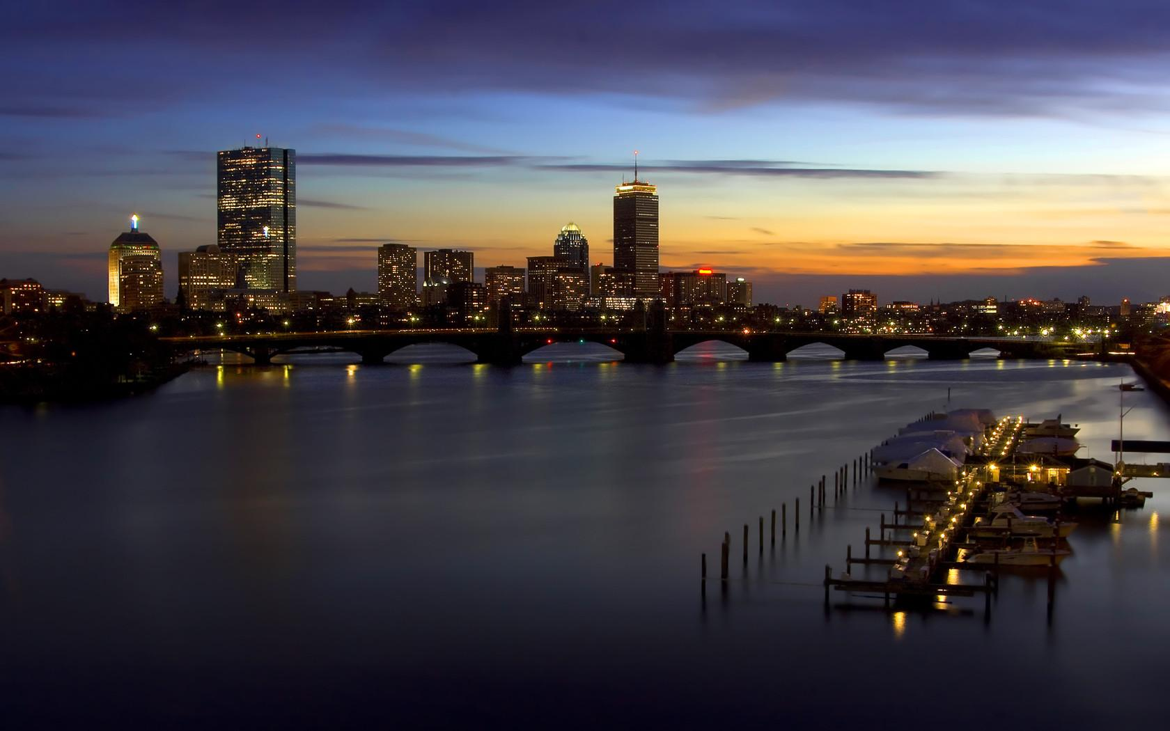 Cambridge, Massachusetts [1680x1050] : wallpapers