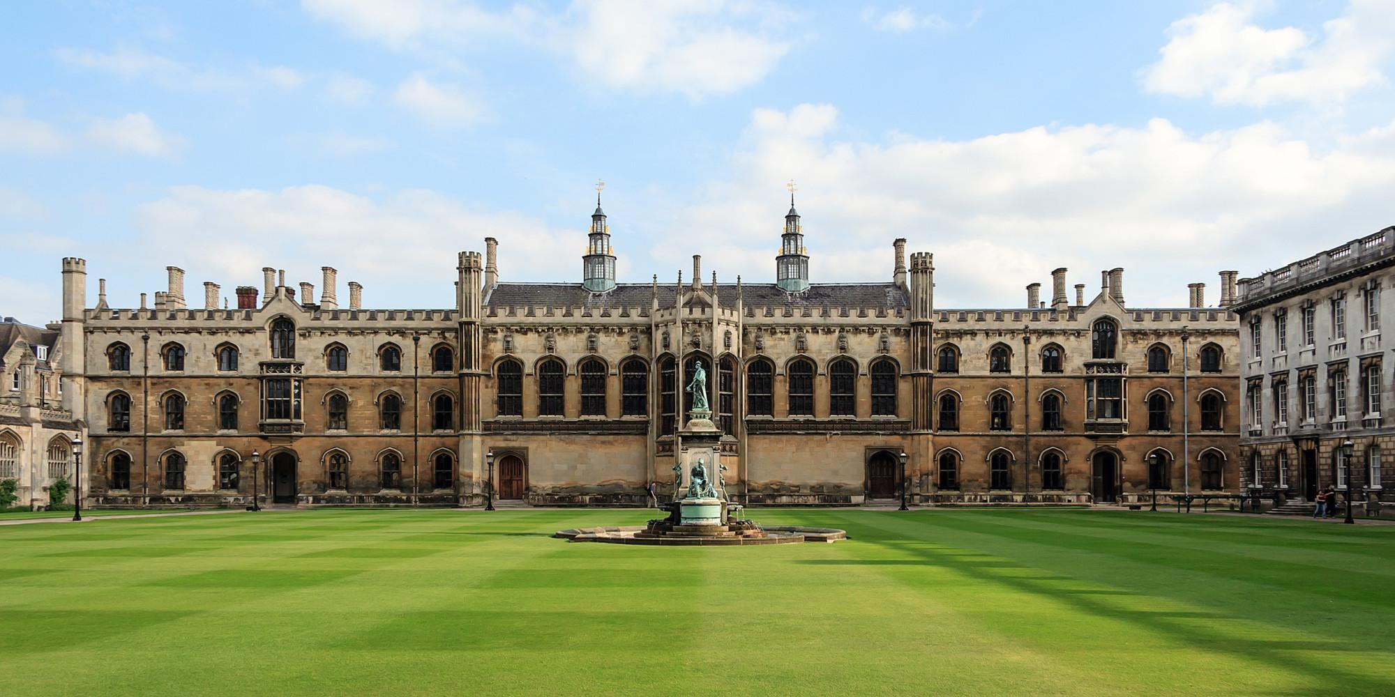 Cambridge University HQ Wallpapers