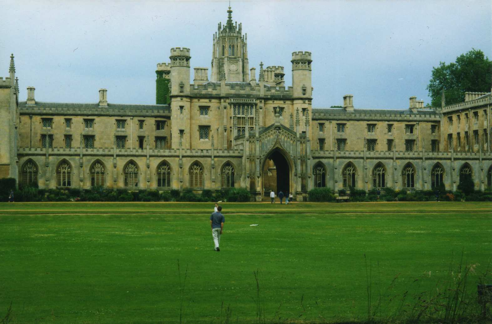 Avaib Wallpapers: Cambridge University Wallpaper
