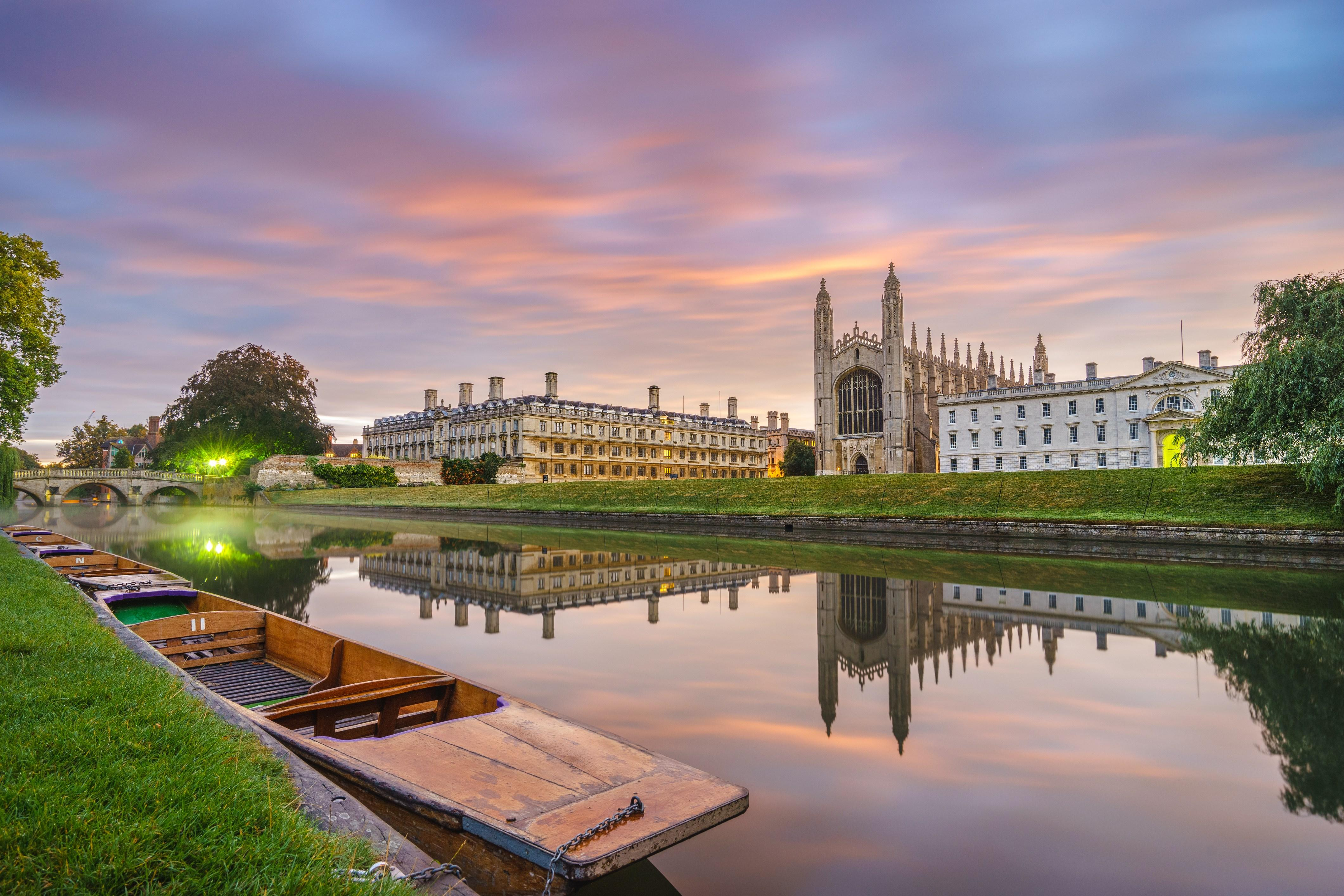 Cambridge University Wallpaper