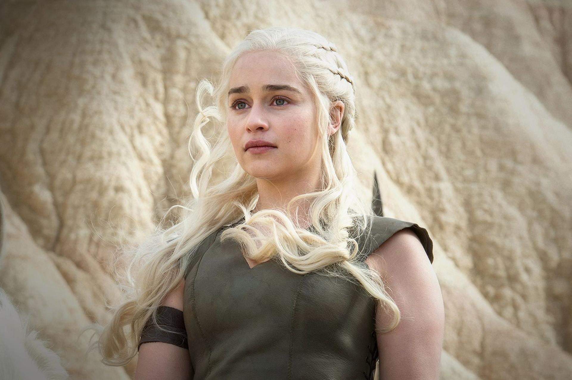 Daenerys Targaryen Game Of Thrones Emilia Clarke Wallpapers - Wallpaper Cave