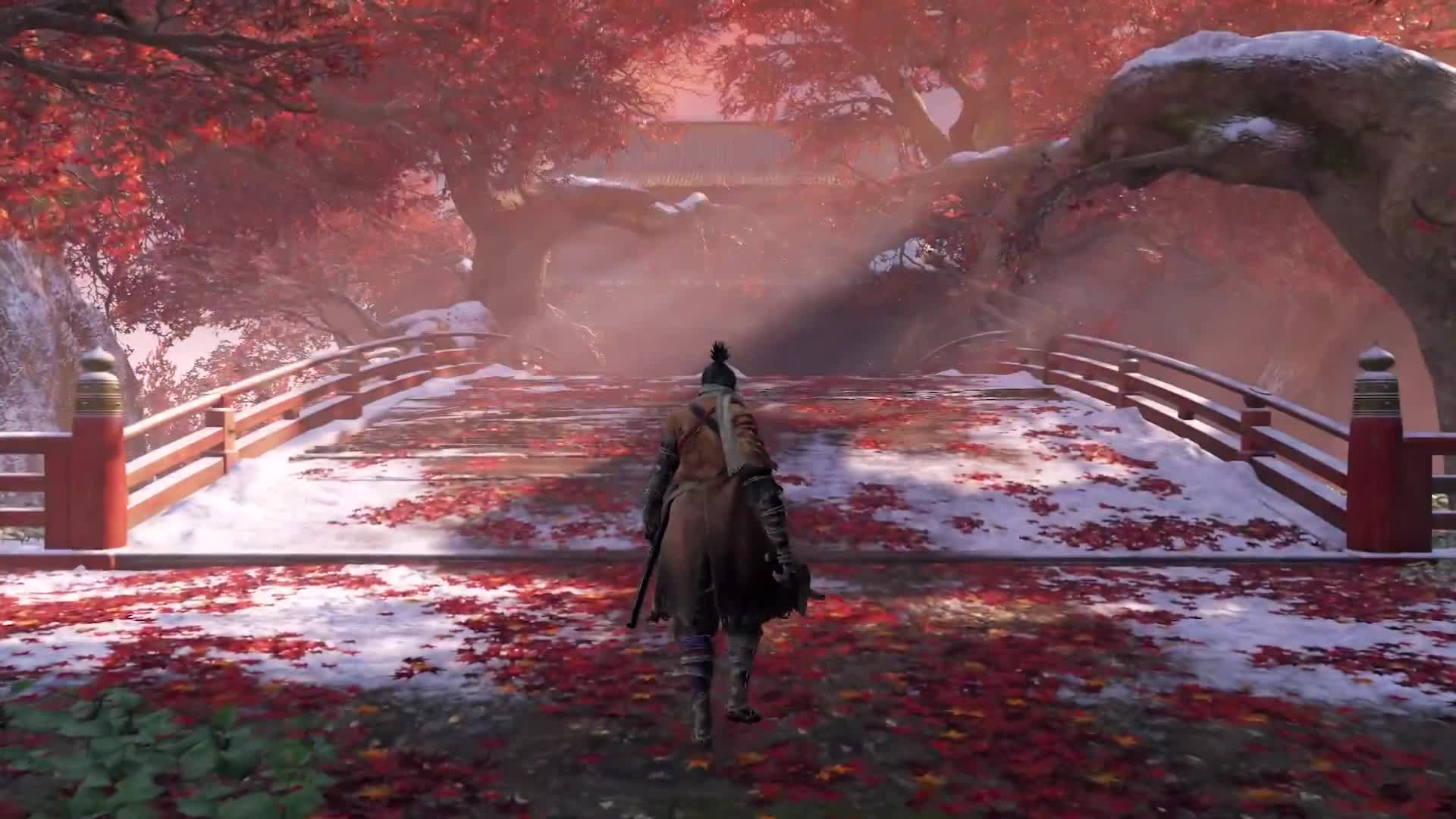Sekiro Shadows Die Twice Hd Wallpapers Wallpaper Cave
