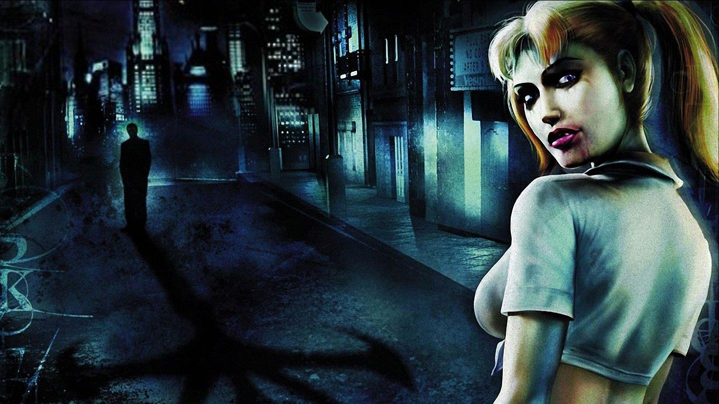 Vampire The Masquerade Bloodlines Wallpapers Wallpaper Cave