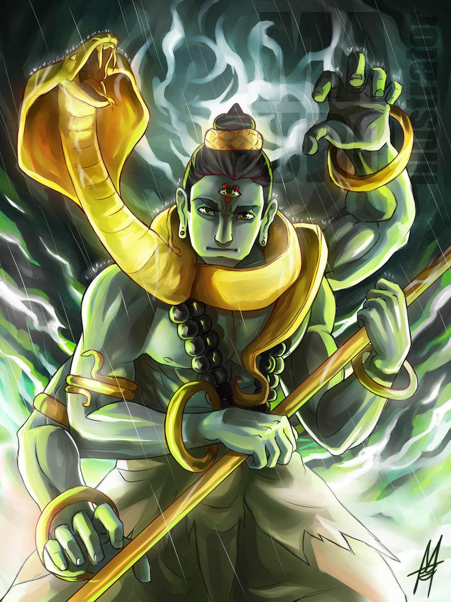 Angry Lord Shiva Wallpapers - Wallpaper Cave