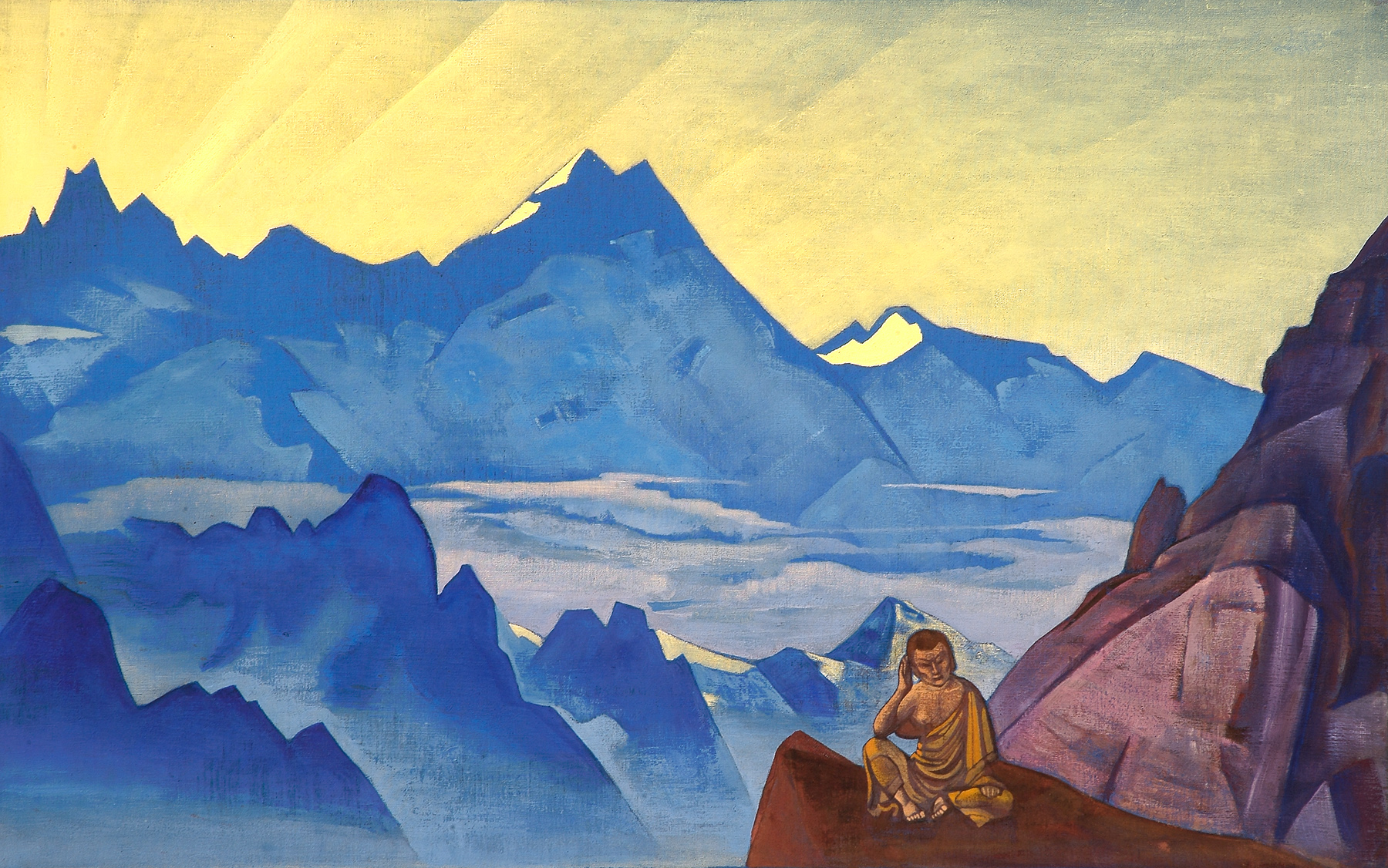 Art Marketing Lessons From Milarepa